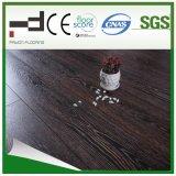 chêne tinctorial Eir de 12mm étincelant le plancher américain V-Biseauté de stratifié d'épreuve de l'eau de type
