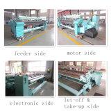 Macchina di tessitura del getto dell'aria del tessuto del panno nel prezzo elevato della macchina di tessile di produzione