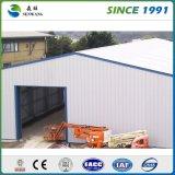 Fábrica prefabricada grande ancha grande de la vertiente de la estructura de acero del metal