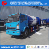 Dispenser를 가진 공장 Supplier 6mt LPG Gas Tank Truck 12000L 12m3 LPG Bobtail