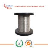 Una buena calidad Alambre de aleación de níquel Ni80Cr20 NiCr8020 NiCr cable calentador 80/20