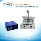 machine semi automatique de bobinier de cellules de poche de Li-ion