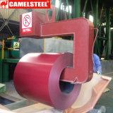 L'acciaio galvanizzato preverniciato arrotola PPGI