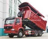 Caminhão de descarga do tipo 25-30tons de Sinotruk HOWO