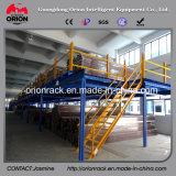 Estructura de acero para el Depósito de almacenamiento Estanterías
