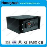 Caixa de depósito eletrônica da segurança do hotel do portátil de Honeyson