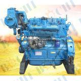 Motor Diesel novo de injeção direta para o barco