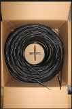 UTP CAT6 Daten-Kabel für Digital-Kommunikation im konkurrenzfähigen Preis