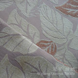 Hilo de oro hilado teñido de Jacquard tejido chenilla sofá