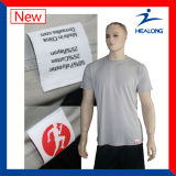 Sublimation-Shirt-kundenspezifisches Shirt-schnelles trockenes T-Shirt