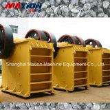 Equipamento de processamento de minas, triturador de mandíbula primário