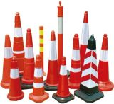 Le trafic d'installations pour constructif et la sécurité de travail