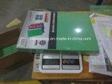 documento impresso di colore verde 220GSM