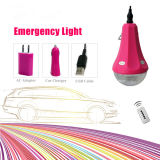 2017 neue Solar Energy Lampen-Emergency Solarlampe des Systems-5W 2800mAh 3