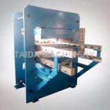 OTR Gummireifen, der Gummireifen-Ausschnitt-Scherblock-Maschinen-Pflanzenfabrik-Hersteller aufbereitet