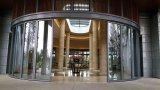 Parete di vetro di scivolamento per l'hotel/centro commerciale