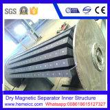 Постоянный магнитный сепаратор ролика для утюга влажным Method-3