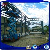 Constructions larges bon marché industrielles en métal d'épreuve d'incendie Q235 grandes