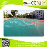Corte di ping-pong dei pp che collega la pavimentazione di Futsal