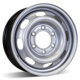 15X6 (5-114.3) Silver стальной обод колеса автомобиля