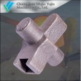 Профессиональные Кузня частью с контровочным составом песок литую деталь с ISO9000