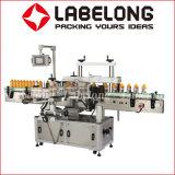 Automatischer runde Flaschen-Etikettiermaschine-Haustier-FlaschenShrink