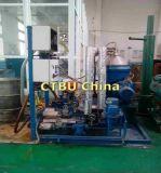 Macchina centrifuga del purificatore di olio di vuoto dell'olio di lubrificante