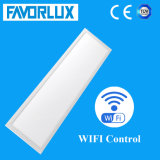 100lm/W WiFi Dimmable 300X1200 LED 위원회 빛