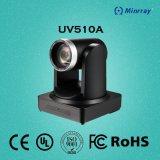 USBインターフェイスが付いている熱い高精細度のビデオ会議のカメラ