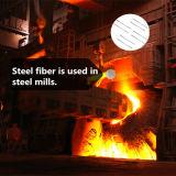 Fibra diritta dell'acciaio refrattario dello strato di taglio della pressa