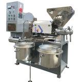 Vis de graines de légumes Fruits Expeller Mill Machines Presse d'huile