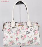 PVC caldo Handbag di 2015 Sale Fashion Lady Pillow con Flowers