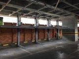 Système hydraulique automatique de levage de stationnement de véhicule de deux postes double