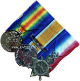 Troféu militar medalha, Medalha de Metal (MM07)