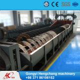 El plomo de China espiral Equipo de lavado de arena para la venta caliente