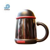 Fles Van uitstekende kwaliteit van de Koffie van de Isolatie van het Roestvrij staal van de condensatie de Vrije Mini