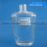 Flessenglas van het Parfum van de douane het Lege Duidelijke