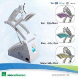 Профессиональная машина терапией света оборудования фотона СИД Photodymanic PDT 3colors