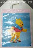 柔らかいループハンドルのショッピングのためのプラスチックパッキング袋