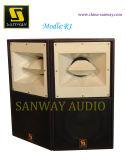 2015 altofalantes audio grandes populares, altofalantes audio da alta qualidade, altofalantes profissionais de Subwoofer (R1)