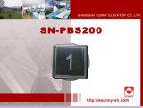 Mechanischer Druckknopf für Spindel/Schmierölniederdruck (SN-PBS200)