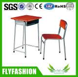 대중적인 나무로 되는 단 하나 학교 책상 및 의자 (SF-79S)