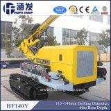 Hf140y 크롤러 DTH 토양 시험 드릴링 리그