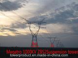 Torre horizontal de la suspensión Zbs2 de Megatro 1000kv