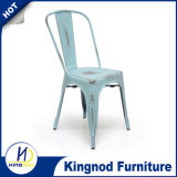 Cafetaria industrial Empilhável Vintage Metal Dining Tolix Chair
