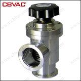 Tellerventil -- Kf/ISO Flansch-Vakuumventil