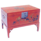 Antique Furniture - Trunk (PH-42)