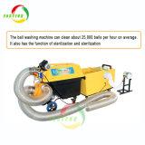 Hot Sale Machine de nettoyage automatique de boule marine Bille en plastique Machine à laver à bille du sécheur