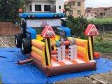 Envio Gratuito надувной игровой Китай надувной погрузчик фермы Obstcle курс