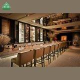 Hall d'hôtel Hôtel de meubles en bois jambes haut tabourets de bar